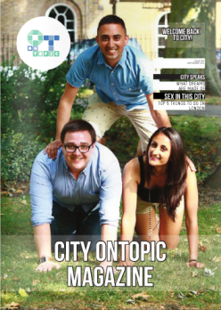 OnTopic Cover Issue One