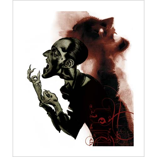'Terror and Wonder' by Dave McKean, 2014