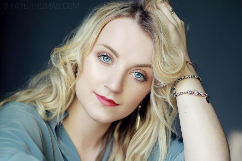 Photograph: Evanna Lynch/Faye Thomas.