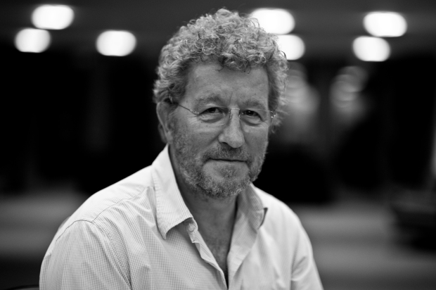 Sebastian Faulks. Photo: Chris Boland.