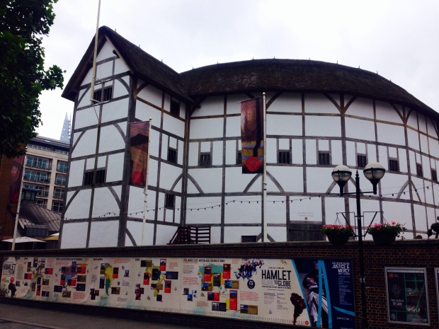 Shakespeare's Globe, London.
